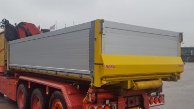 Hurtig levering af NOPA containerlad