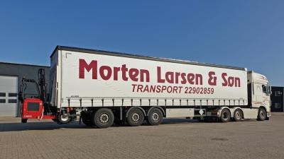 Medbringertruck nr. 2 til Morten Larsen